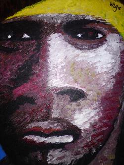 my first portrait...