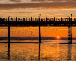 Worthing Pier, Sunrise 2