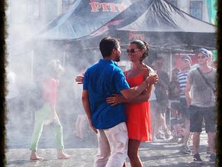 Exhilarating weekend of Samba