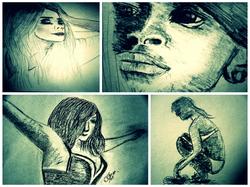 Pencil sketches 2