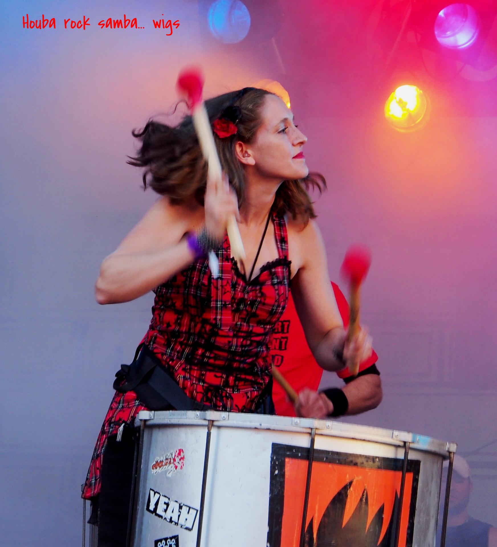 houba rock samba
