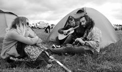 Jamming at Woodstock