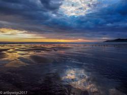 woolacombe at dusk-6081231