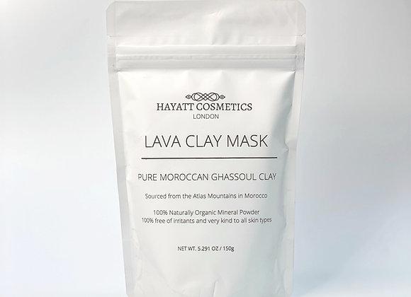 Lava Clay Mask