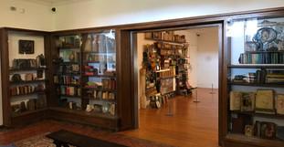 VOLUMES: STELLA WAITZKIN installation view at the John Michael Kohler Arts Center, 2017. Photo Charles Russell.
