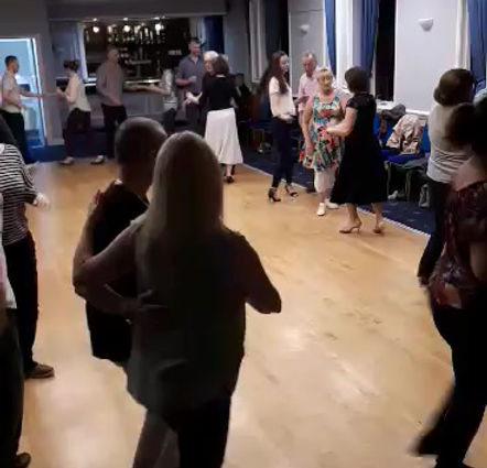 Fun Salsa Lesson
