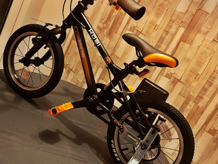 Introducing the LimbBo Adapted Bike For Limb Different Children