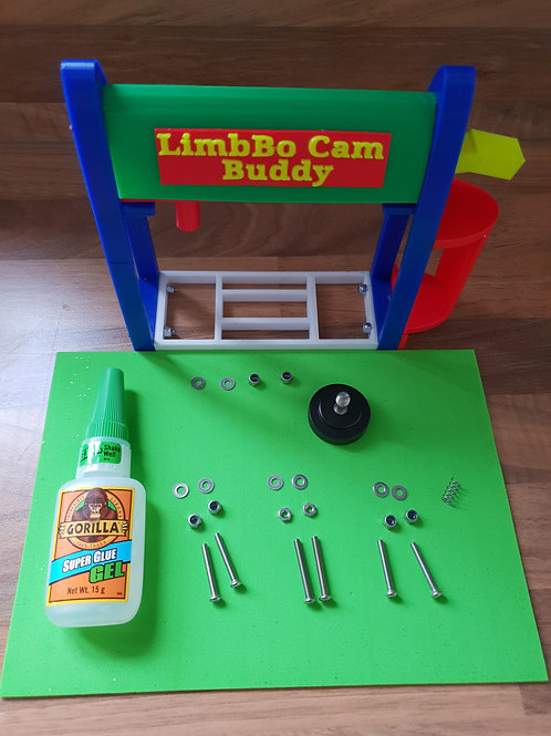 LimbBo Cam Buddy Parts Pack