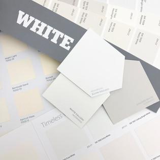 White vs. WHITE