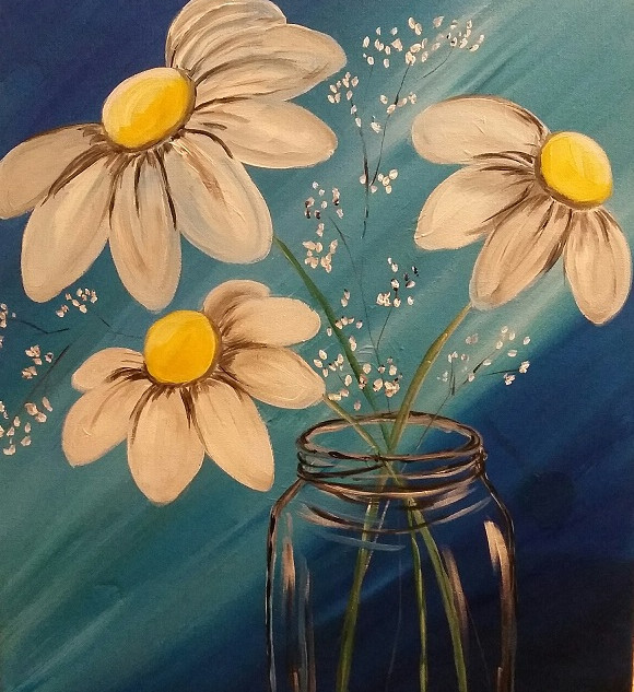 Daisies in a Jar (2019_06_05 00_28_50 UT