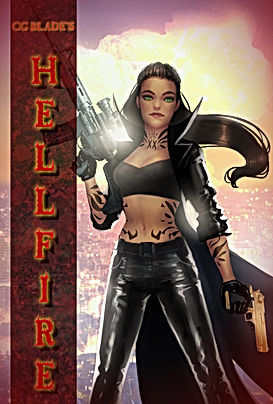 Hellfire Front Cover Art