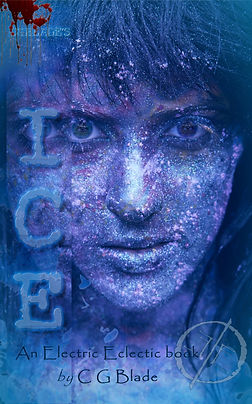 Ice Blue Front Cover Art
