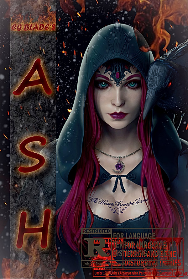 Ash Front Cover Art