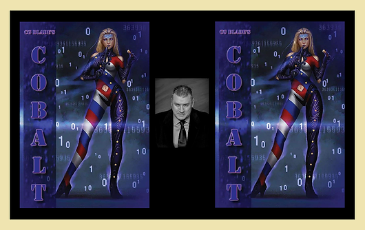 Cobalt-(The Pseudoverse Series 1) by CG