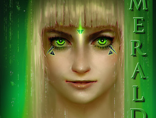 'Bits of Bytes' Interview of Xanthe. Emerald's most successful Pseudosilicon. (Dangerous