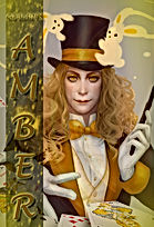 Amber Front Cover Art