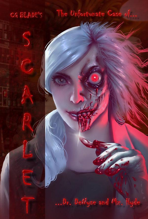 Scarlet Front Cover Art