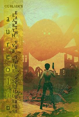 Aureolin Front Cover Art