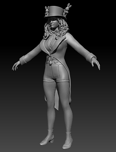 Amber Concept Model
