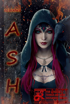 Ash Front Cover