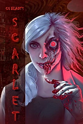 Scarlet Front Cover Art