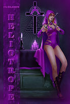 Heliotrope Front Cover Art