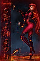 Crimson Front Cover Art