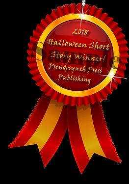 Award Badge 2018 Halloween