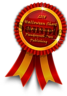 Award Badge 2018 Halloween