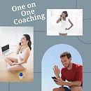 One on One mindset coaching calls