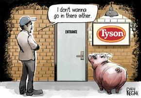 Tyson Covid