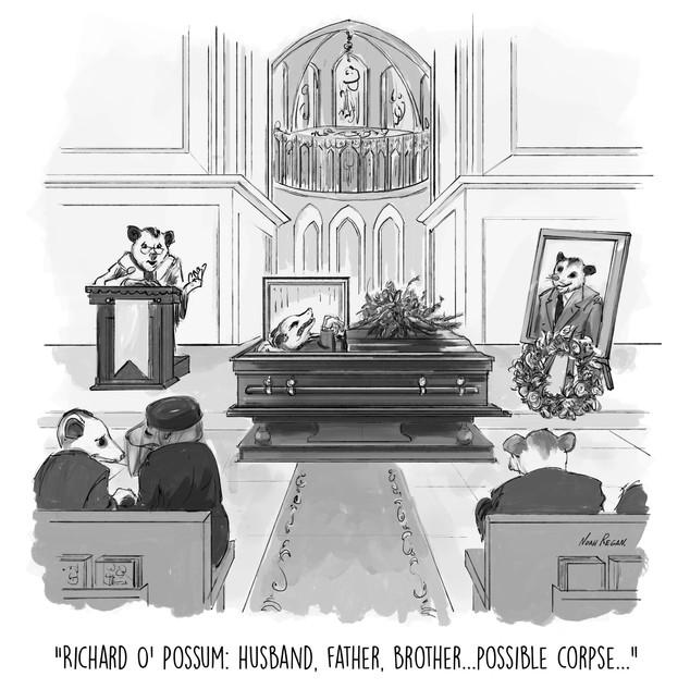 Possum Funeral