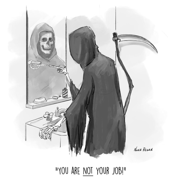Grim Reflection