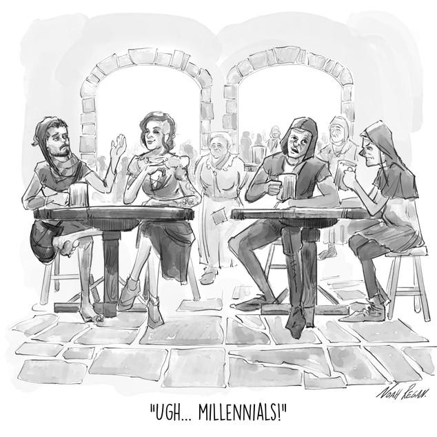 Original Millenials