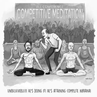 Meditation Competition
