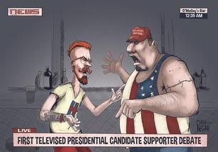 Supporter Debate
