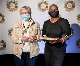 Pamela Rainey Lawler (left) & Margaret Reddick (right)
