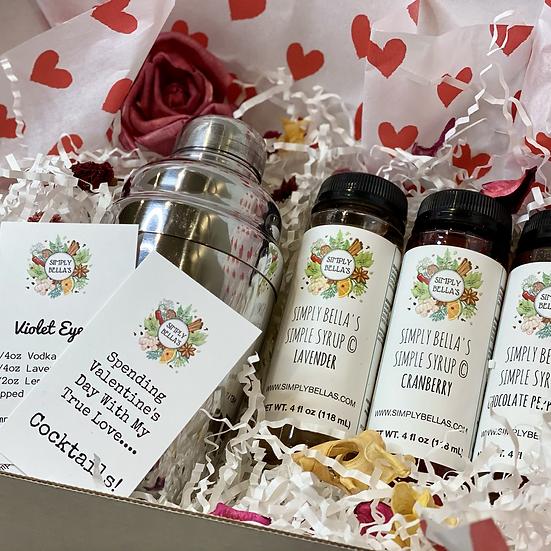 Valentine's Cocktail Box