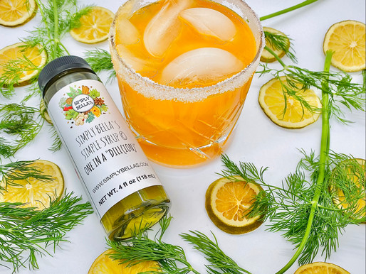"""A Unique Cocktail Experience Or Some May Say It's One In A """"Dill(ion)"""""""