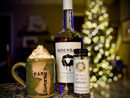 All I Want For Christmas Is... Spiked Eggnog