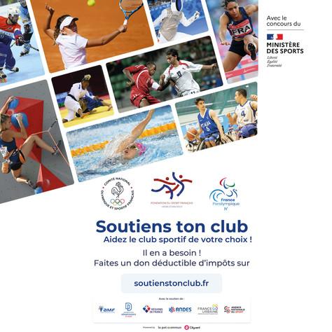 #SOUTIENS TON CLUB 😷💕🤝