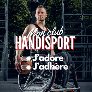 « MON CLUB HANDISPORT : J'ADORE, J'ADHÈRE ! »  L'article disponible 🔜🔜🔜 https://www.ust-basket.fr/actuhandi