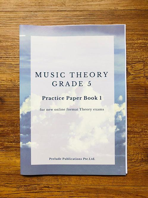 Music Theory Grade 5, Book 1