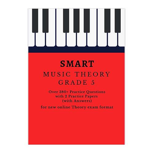 SMART Music Theory Grade 5
