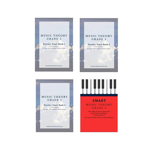BUNDLE OF 4 BOOKS [380 Questions & 2 Practice Paper +9 Practice Paper with Answe