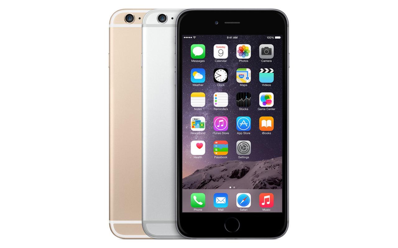 iPhone 6 Plus Screen