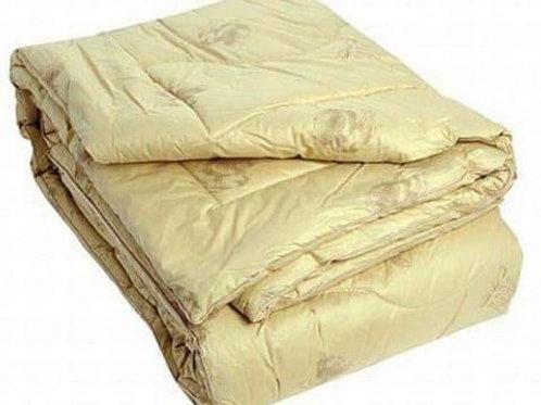 Одеяло Верблюжья шерсть 200/220 300 гр/м2 чехол хлопок