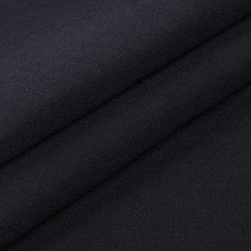 Диагональ 200г/кв.м гладкокрашенная Тейково 85 см, черный