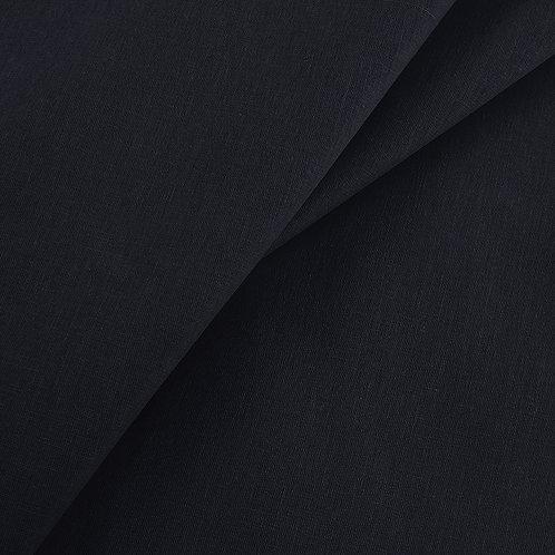 Бязь гладкокрашеная 100гр/м2 150см цвет черный