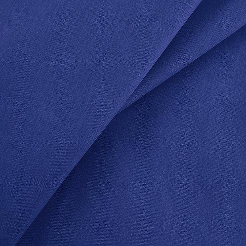 Бязь гладкокрашеная 120гр/м2 150 см цвет синий